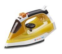 Bajaj Majesty MX 25 1250 W Steam Iron(White, Yellow)