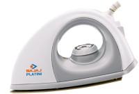View Bajaj Platini PX20I Dry Iron(White) Home Appliances Price Online(Bajaj Platini)