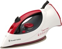 Russell Hobbs RHRES2200 2200 W Steam Iron(Red & White)