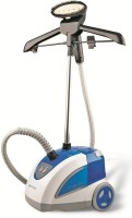 View VITEK VT-3703 B-I Garment Steamer(Blue, White) Home Appliances Price Online(VITEK)