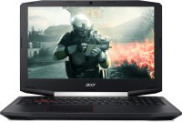 Acer Aspire VX Core i7 7th Gen - (8 GB/1 TB HDD/128 GB SSD/Windows 10 Home/4 GB Graphics) VX 15 Gaming Laptop(15.6 inch, Black, 2.5 kg)