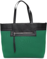 Parfois Hand-held Bag(Green, Black)