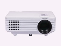 ABB ABB-MINI LED PROJECTOR 800 lm LED Corded Portable Projector(White)