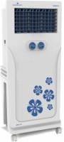 Kelvinator KTC 12 Tower Air Cooler(White, Blue, 10 Litres) - Price 5691 4 % Off