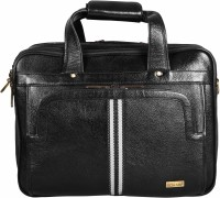 Scharf Messenger Bag(Black, 17 inch)