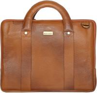 Scharf Messenger Bag(Tan, 14 inch)