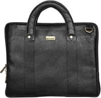 Scharf Messenger Bag(Black, 14 inch)