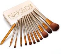 Smart Urban Decay Naked3 Makeup Brush Set(Pack of 12)