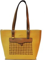 Mex Shoulder Bag(Yellow, Brown)