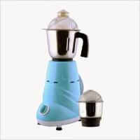 Anjalimix Zobo Duo 600 W Mixer Grinder(Blue, 2 Jars)