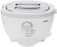 Nova RX-2234CT 800 W Pop Up Toaster(White)