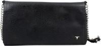 Bulchee Women Black Genuine Leather Sling Bag