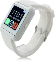 Medulla U8 Smartwatch(White Strap, Regular)