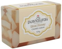 Pure Naturals Chunks Soap Lime | Honey(125 g) - Price 80 71 % Off