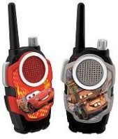 View eKids Pixar Cars 2 Walkie Talkies 49749 Walkie Talkie(Multicolor) Home Appliances Price Online(eKids)
