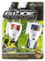 View G. I. Joe The Rise Of Cobra Call To Action Walkie Talkies By KIDdesigns 410 GJ214 Walkie Talkie(Multicolor) Home Appliances Price Online(G. I. Joe)