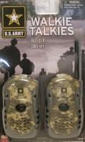 View Kidz Toys U.S. Army Walkie Talkies with Belt Clip 567467 Walkie Talkie(Multicolor) Home Appliances Price Online(Kidz Toys)