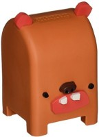 View Toymail Free Voice Messaging for Kids! Milksop the Bear Mailman 899175001253 Walkie Talkie(Brown) Home Appliances Price Online(Toymail)