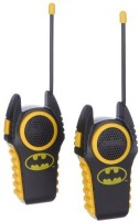 View DC Comics Walkie Talkies Set 5244 Walkie Talkie(Multicolor) Home Appliances Price Online(DC Comics)
