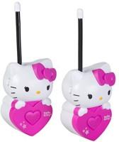 View Hello Kitty Walkie Talkies 54009 Walkie Talkie(Pink) Home Appliances Price Online(Hello Kitty)