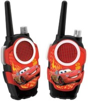 View Cars 2 Pit Stop Walkie Talkies CR-210 Walkie Talkie(Multicolor) Home Appliances Price Online(Cars 2)
