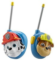 View Paw Patrol Marshall and Rubble Character Walkie Talkies PW-202MA.EX Walkie Talkie(Multicolor) Home Appliances Price Online(Paw Patrol)