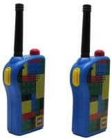 View Digital Blue Lego Walkie Talkies LG13000 Walkie Talkie(Multicolor) Home Appliances Price Online(Digital Blue)