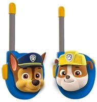 View Paw Patrol Chase and Rubble Character Walkie Talkies PW-202CH.EX Walkie Talkie(Multicolor) Home Appliances Price Online(Paw Patrol)