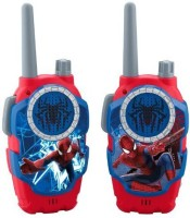 View The Amazing Spider-Man FRS Walkie Talkies SM-210 Walkie Talkie(Multicolor) Home Appliances Price Online(The Amazing Spider-Man)