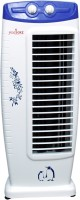 View Shine Basics victory 35 Blade Tower Fan(Blue) Home Appliances Price Online(Shine Basics)