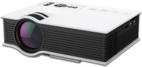 PLAY Pp0004 Portable Projector(White)