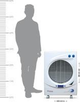 Bajaj Platini PX 93 DC DLX Desert Air Cooler(White, 48 Litres) - Price 9850 17 % Off