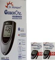 Dr. Morepen BG-03 - 100 Test Strips Glucometer
