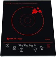 Bajaj KIT 137 Induction Cooktop(Black, Push Button)