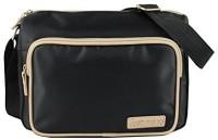Jacki Design Messenger Bag(Black)