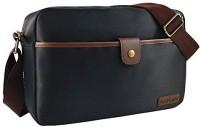 Jacki Design Messenger Bag(Black, Brown)