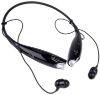 View 5PLUS 5PHP33 DYNAMIC HEDASET Wireless bluetooth Headphones(Black, In the Ear) Laptop Accessories Price Online(5PLUS)