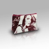 Jacki Design TOP MODEL COSMETIC BAG Cosmetic Bag(Maroon)
