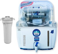 View Aquagrand Plus Plus Freedom 12 L RO + UV Water Purifier(White) Home Appliances Price Online(Aquagrand Plus)