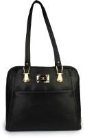 Shoetopia Shoulder Bag(Black)