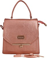 Exotic Hand-held Bag(Orange)