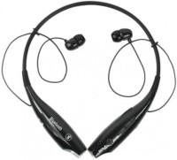 SPORTZEE HBS730-002 Headset with Mic(Black, In the Ear)