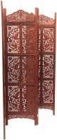 View Aarsun Woods Solid Wood Decorative Screen Partition(Free Standing, Finish Color - Brown) Furniture (Aarsun Woods)