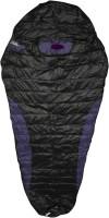 Bs Spy Duck Feather Warm Dual Tone Sleeping Bag(Black)