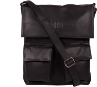 Romari Sling Bag(Black, 3 inch)