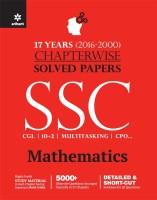 Chapterwise Solved Papers SSC MATHEMATICS(English, Paperback, Ojas Maheshwari, Diwakar Sharma)