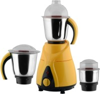 Anjalimix Spectra Yellow 1000 W Mixer Grinder(Yellow, 3 Jars)