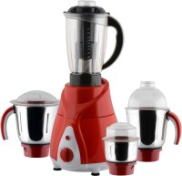 Anjalimix Spectra Red 750 Watts 4 Jars 750 W Mixer Grinder(Red, 4 Jars)