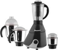 Anjalimix Insta Grey 750 Watts 4 Jars 750 W Mixer Grinder(Grey, 4 Jars)