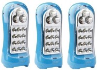 View OMRD 15 led Emergency Lights(Multicolor) Home Appliances Price Online(OMRD)